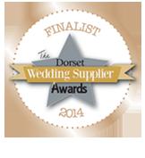 Finalist Dorset Wedding Supplier Awards 2014