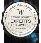 Wedding Experts 2014 Award