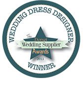 Wedding Dress Designer 2013 Winner